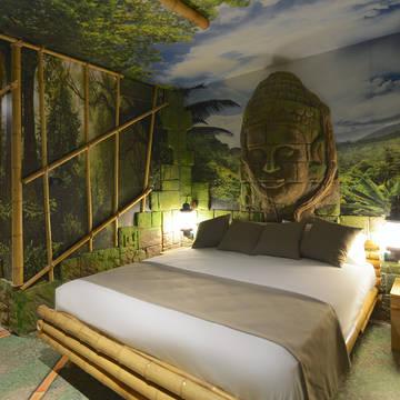 Voorbeeld kamer Adventure Gardaland Resort & Adventure Hotel