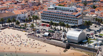 Hotel Baia overview
