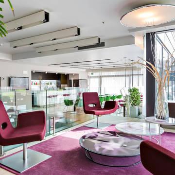 Lounge Hotel Hilton Garden Inn Venice Mestre San Giuliano