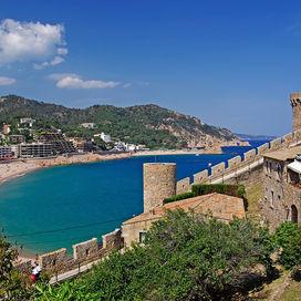 Populaire bestemmingen Spanje