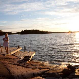 Zomerdag in Finland