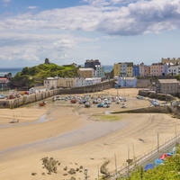 Tenby Beach Pembrokeshire