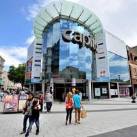 Winkelen in Cardiff
