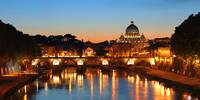 5-daagse vliegreis Winter in Rome