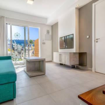 Voorbeeld suite Hotel Suites Los Calderones