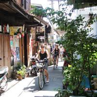 Fietstour Bangkok