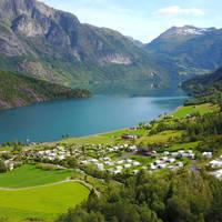 Strynsvatn Camping