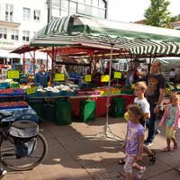 Dorsten markt