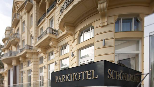 Buitenkant Austria Trend Parkhotel Schönbrunn