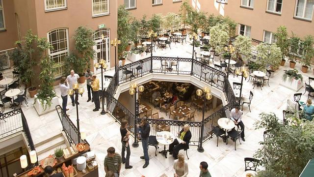 Restaurant Hotel Scandic Klara