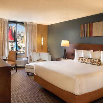 Kamer Hotel Excalibur & Casino