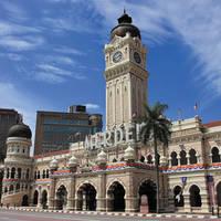 Kuala Lumpur - Sultan Abdul Samad Building