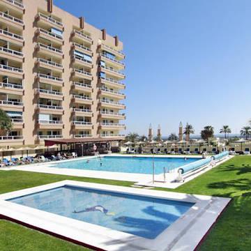 zwembad Appartementen PYR Fuengirola