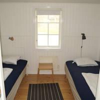 Cottage voorbeeld slaapkamer