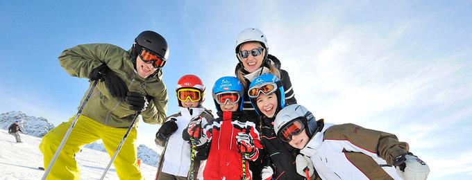 Wintersport Nauders