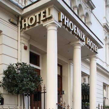 Entree Phoenix Hotel