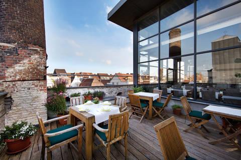 Last minute autovakantie Steden 🚗️Ghent River Hotel