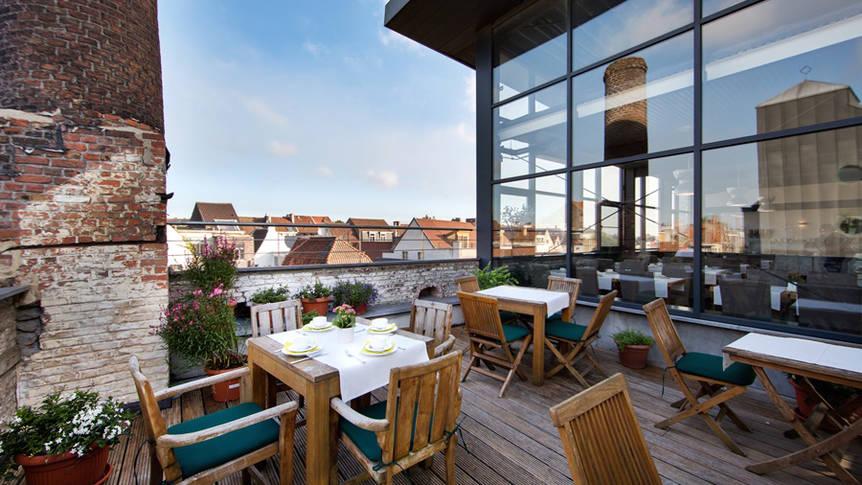 Terras Ghent River Hotel