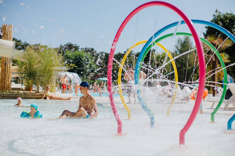 TIP vakantiepark Venetiaanse Riviera 🏕️Camping Sabbiadoro