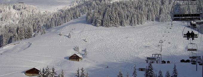 Wintersport Châtel