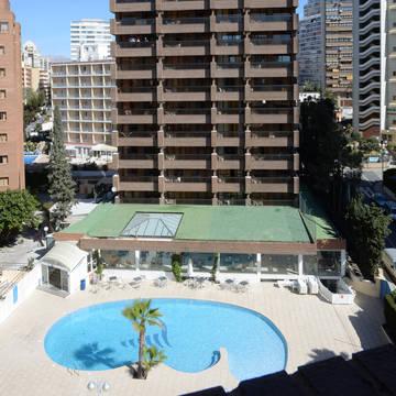 Exterieur Appartementen Levante Club