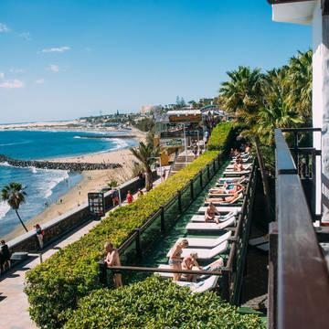 Zonneterras Hotel Parque Tropical