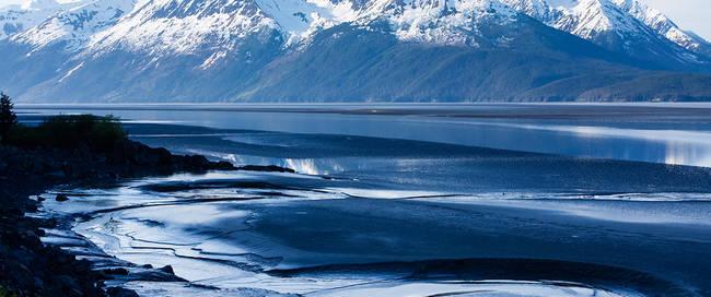 Alaska's Turnagain Arm