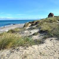 Skagen - Huisje in de duinen