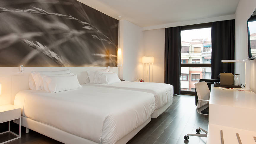 Kamer Hotel NH Collection Villa de Bilbao