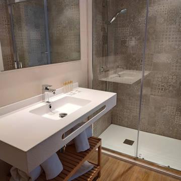 Badkamer Appartementen Amister