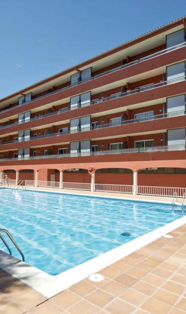Appartementen Salles Beach