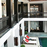 thailan chiang mai bodhi serene View-from-3rd-floor