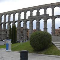 Romeinse bouwwerken Segovia