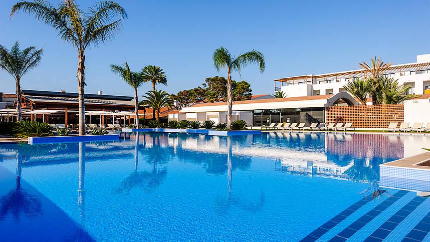 Zwembad Hotel Estival Eldorado Resort