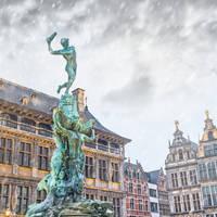 5-daagse busreis Kerst in Vlaanderen