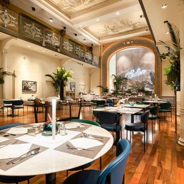 Restaurant Hotel I Portici