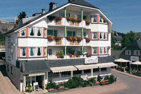 TIP autovakantie Sauerland 🚗️Göbel's Landhotel