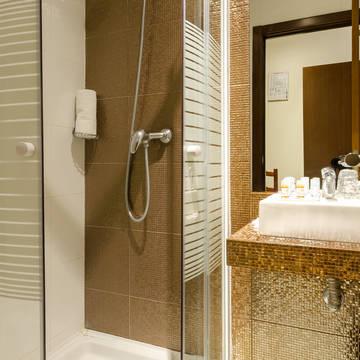 Badkamer Hotel Duas Nacoes