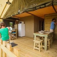 Lodge 3 chambres int Domaine du Pré