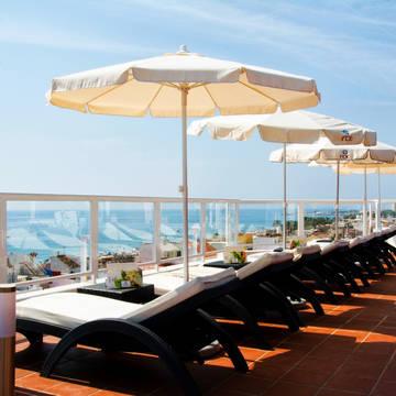 Dakterras Hotel Alua Sun Lago Rojo -adults only