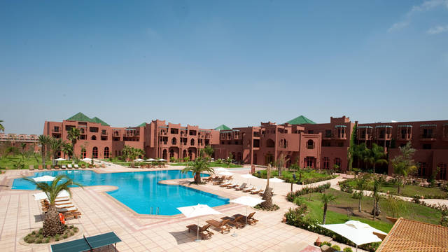 Zwembad Hotel Palm Plaza & Spa