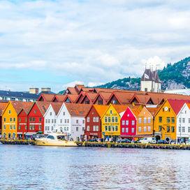 Busreizen Noorwegen