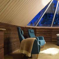 Interieur Aurora Cabin