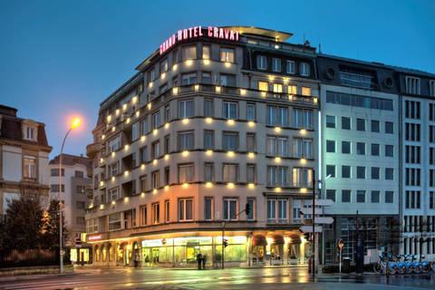 Last minute autovakantie Overig Luxemburg 🚗️Grand Hotel Cravat