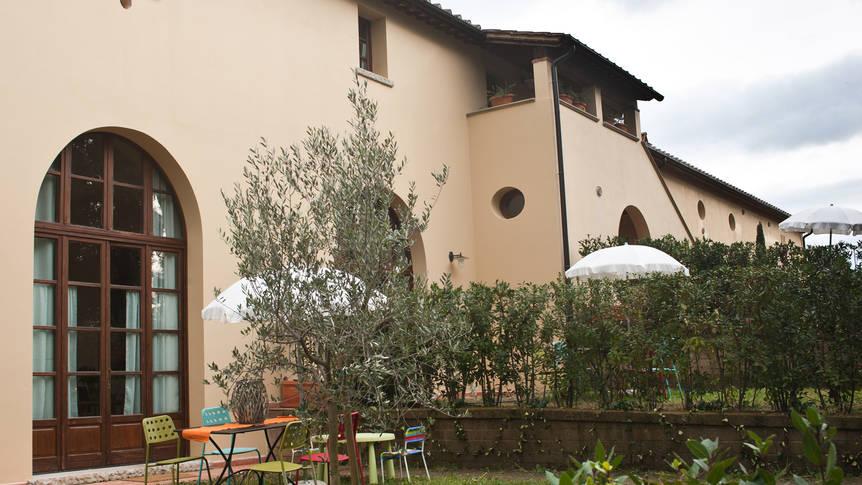 Exterieur Appartementen Il Poggio di San Ruffino