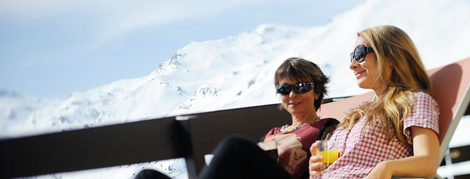 Wintersport Les Menuires