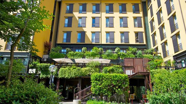 Aanzicht Hotel Mercure Bologna Centro