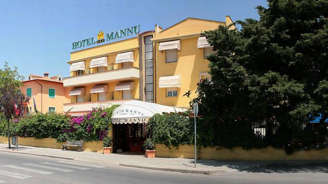 Exterieur Hotel Mannu
