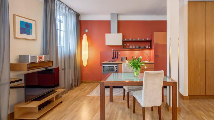 Studio Mamaison Residence Belgicka Prague