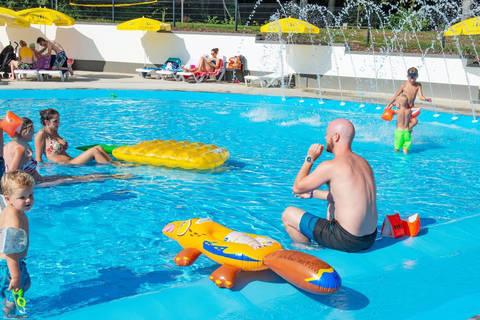 Last minute vakantiehuisje Mersch 🏕️Camping Birkelt